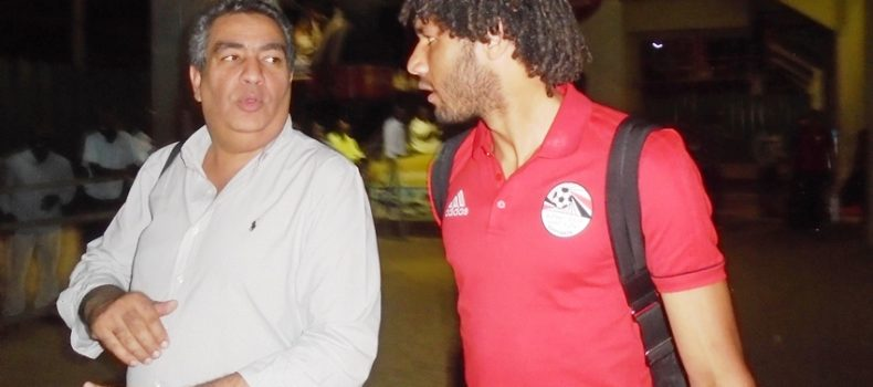Egypt Pharaohs arrive in Uganda amidst tight security
