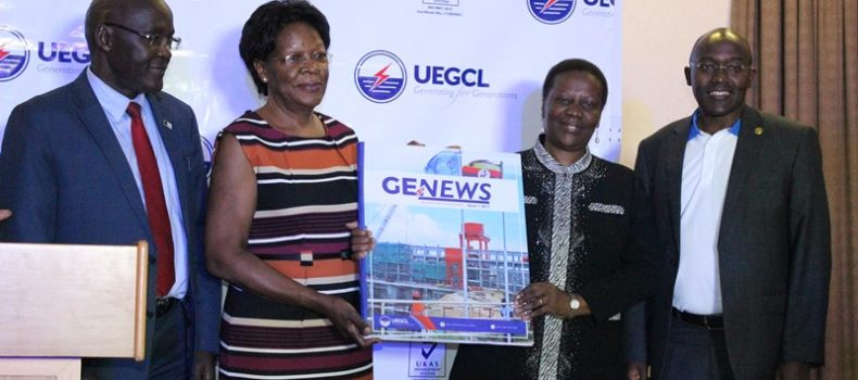UEGCL Celebrates ISO Certification, Commits on Quality Services