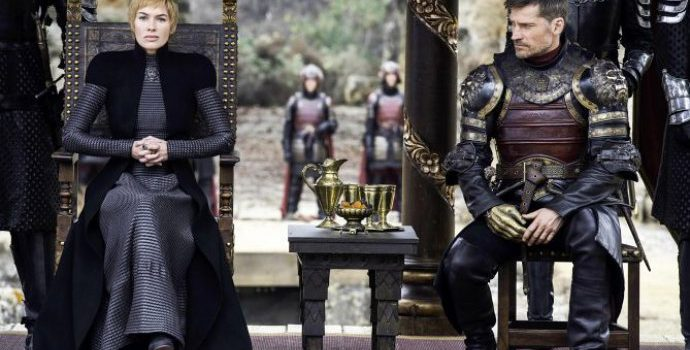 'Game of Thrones' Season 7 Finale Photos Tease Intense Final Showdown