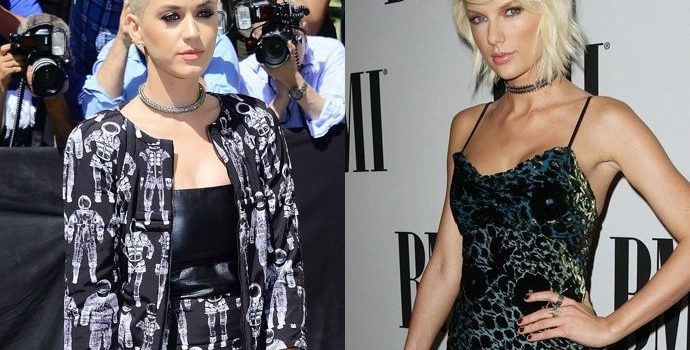 Katy Perry and Taylor Swift to 'Perform Alongside' Each Other at 2017 MTV VMAs