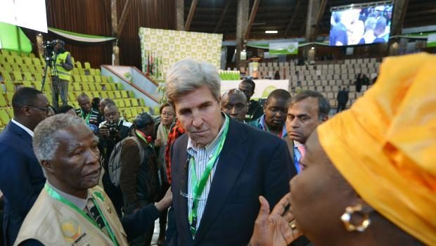 John Kerry says Kenya's Electoral body appears to have strong system