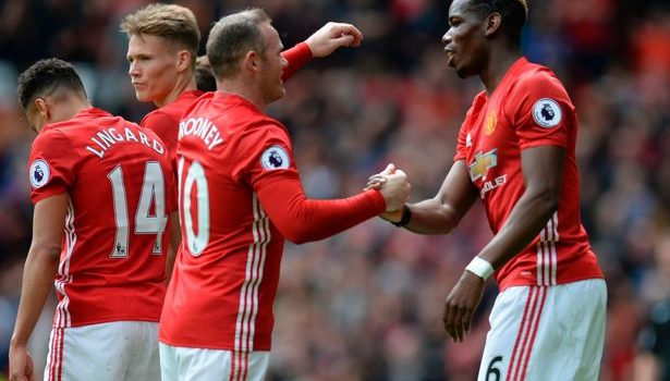 Pogba describes former ManU team-mate Wayne Rooney as 'Legend'