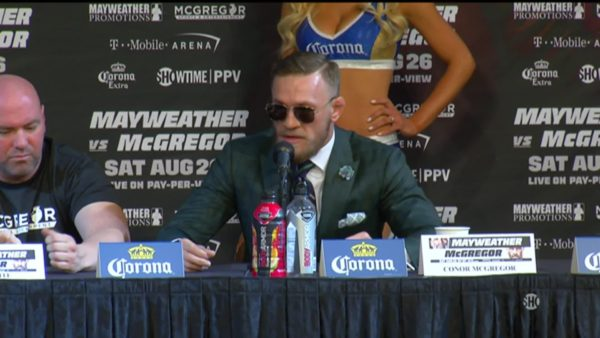 McGregor to create 'Hybrid' game