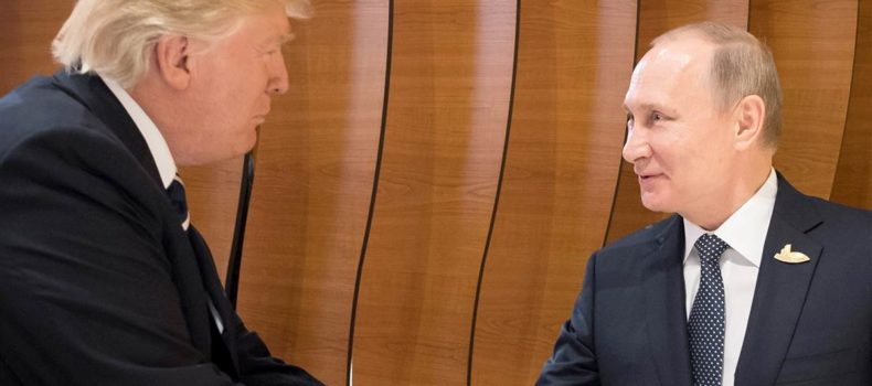 Trump: US-Russia relations are at 'dangerous low'