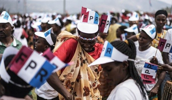 No campaign T-shirts and caps allowed at polling stations in Rwanda