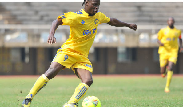 Ssentongo set for second spell in Ethiopia