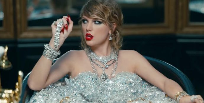Taylor Swift's 'Look What You Made Me Do' Breaks Record for Most-Viewed Music Video in 24 Hours