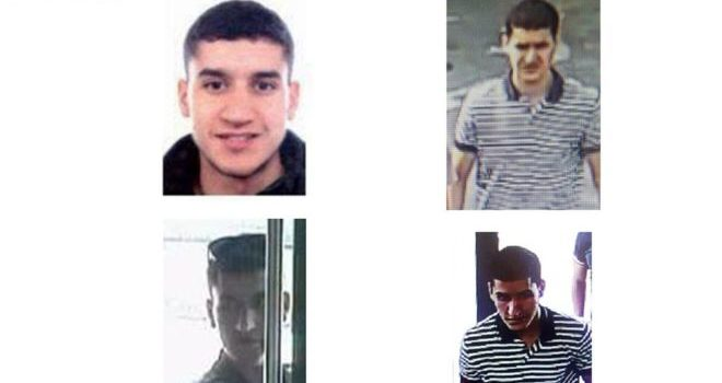 Barcelona attack suspect named as Younes Abouyaaqoub