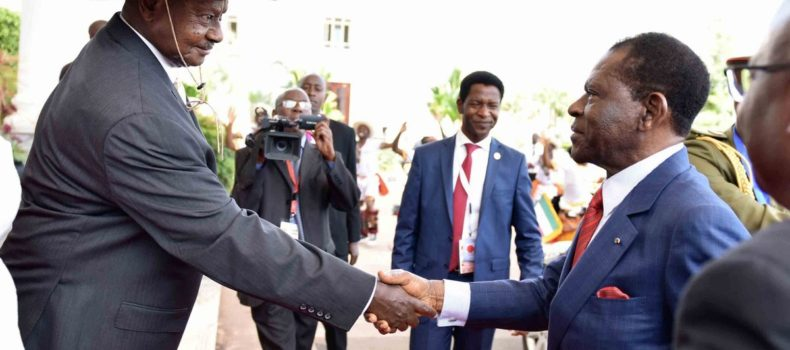 Uganda and Equatorial Guinea agree on action plan for oil