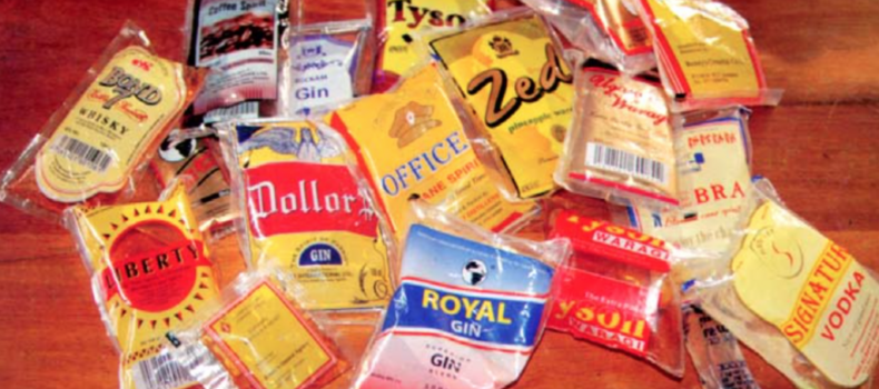 UBL asks govt to ban alcohol sold in sachets