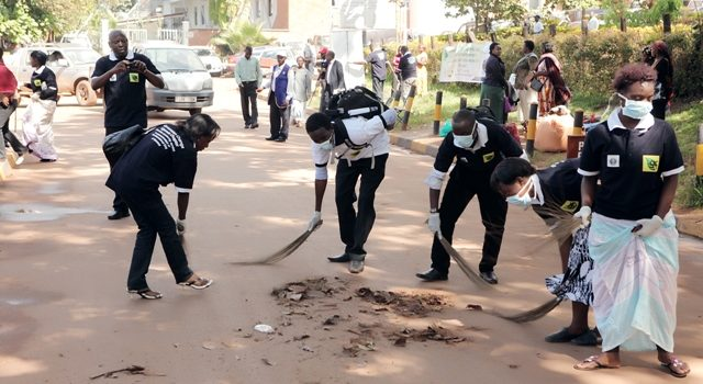 Ibanda youth urges to embrace community service