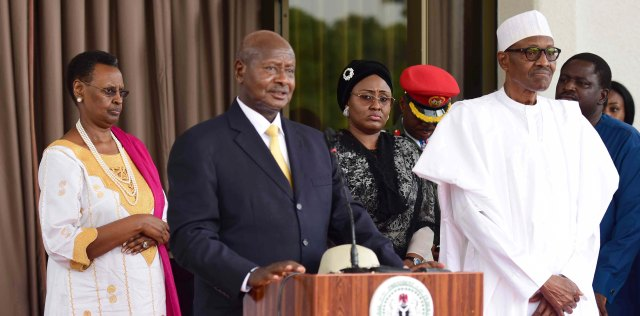 Museveni Proclaims Africa's Enemies As People Who Talk about Identity