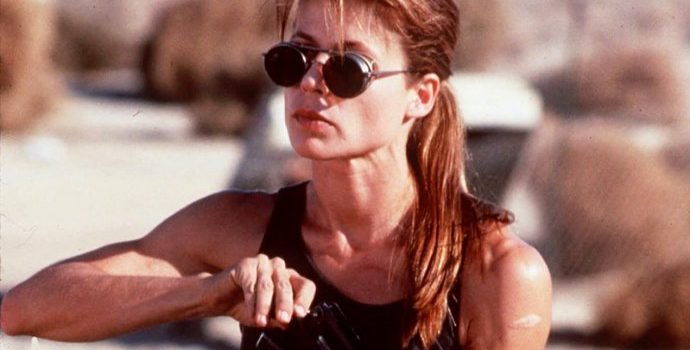 Linda Hamilton Officially Signs Up for New 'Terminator' Movie