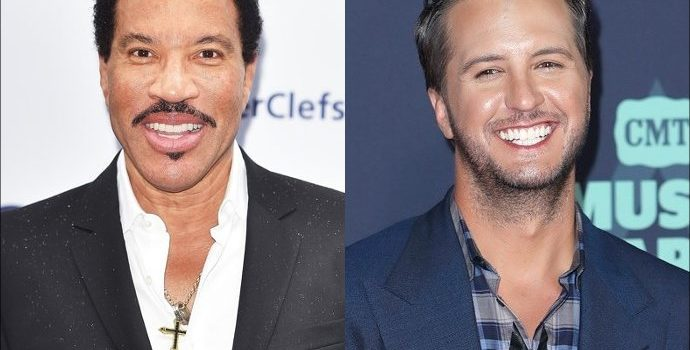 Lionel Richie and Luke Bryan Officially Join Katy Perry as 'American Idol' Judges