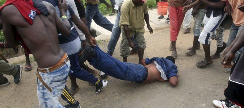 Lynched Kibaale District Engineer Had A mental Case – Police Say