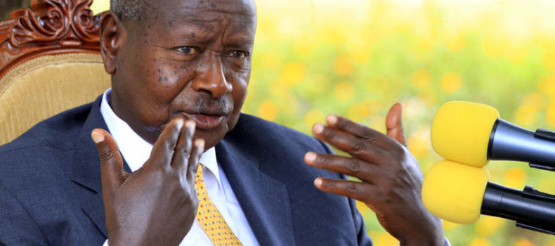Museveni Assures MPs on Mubende Artisanal Miners