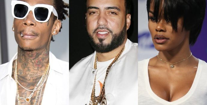 Netflix's Hip-Hop Movie Starring Wiz Khalifa, French Montana and Teyana Taylor Kicks Off Production