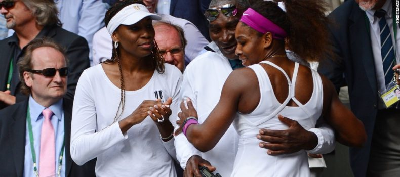 Serena Williams pens passionate letter about body image to her 'classy' mom