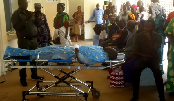 4 People Killed As Truck Overturns In Tororo