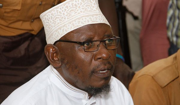 Jailed Tablique Leader Kamoga Applies For Bail Pending Appeal