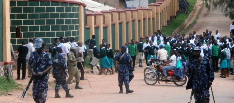 Kigezi High School Students Burn Dormitory Over Expelled Lovers