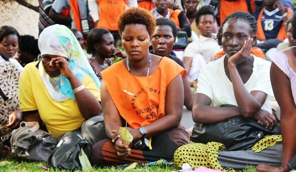 Multiplex workers strike over poor pay