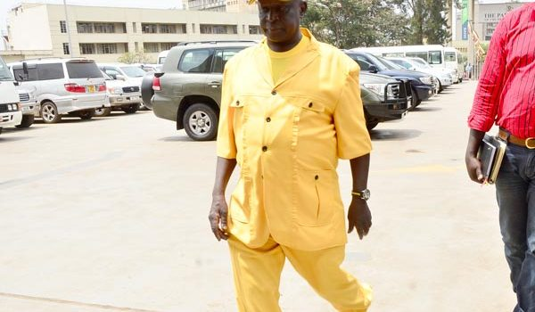 MP Abiriga turns himself in, tells court he cant control urine, fined and released
