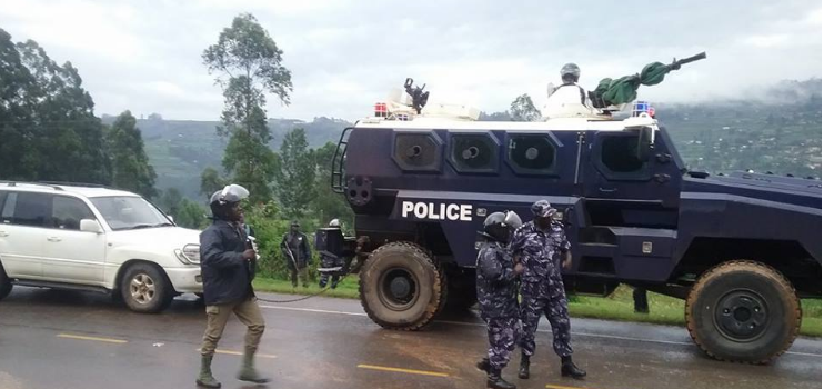 Besigye to be Charged With Murder