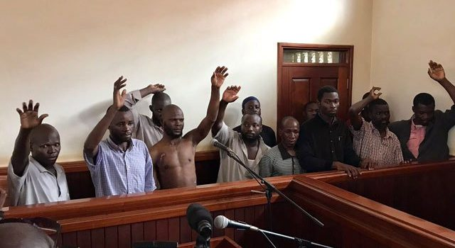 Kaweesi Murder Suspects Return To Court Today