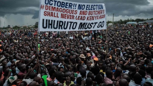 Kenya election re-run marred by insecurity according to diplomats