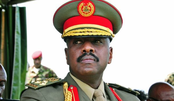 Gen Kainerugaba Speaks on Youth Group Rooting for his Presidency