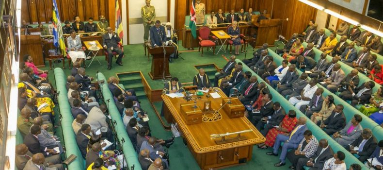 MPs Get Shs20m Each For Age Limit, Opposition Refuses It