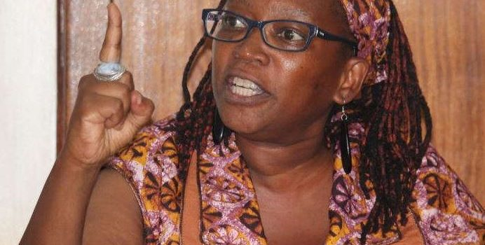Case against Dr. Stella Nyanzi flops at Buganda road court
