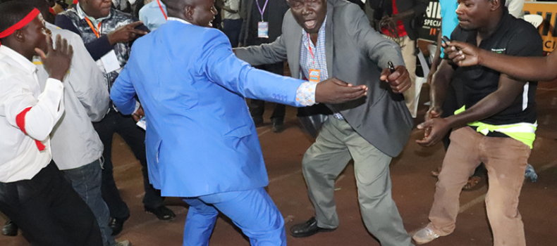 Amuriat Defeats Muntu In FDC Presidential Race