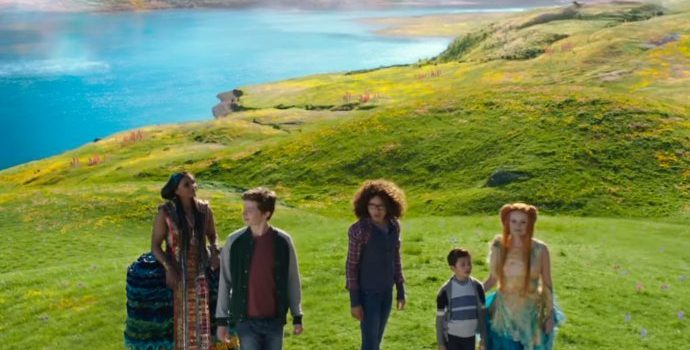 First Full Trailer for Disney's 'A Wrinkle in Time' Is Magical
