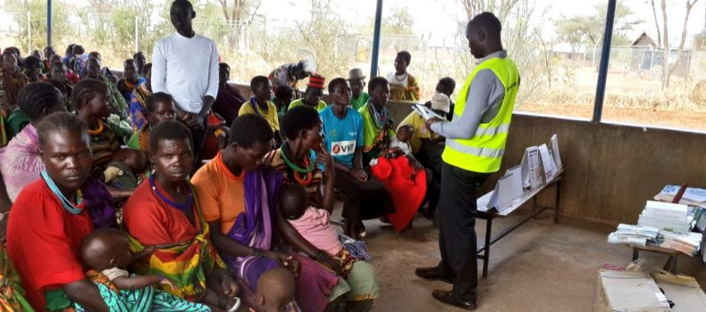 Moroto Women Embrace Family Planning Services