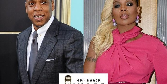 NAACP Image Awards 2018: Jay-Z and Mary J. Blige Top Nominations in Music Categories