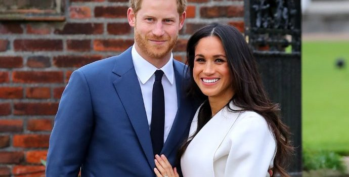 It's Official! Prince Harry and Meghan Markle Are Engaged