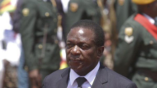 Mnangagwa on his way to Zimbabwe, to be sworn in on Friday