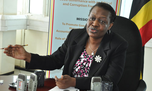 DPP and IGG Play Down Clashes During Investigations