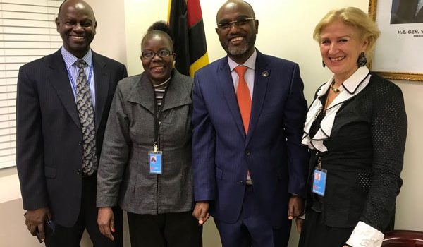 Uganda's Salome Bossa elected ICC judge