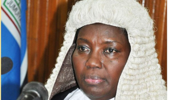 Kadaga Says Age Limit' Report is Authentic