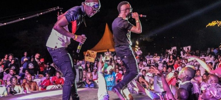 Eddy Kenzo Annual Concert Attracts Thousands