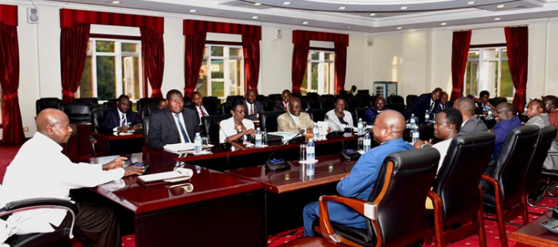 Museveni Says Presence Of Age Limit Violates The Constitution