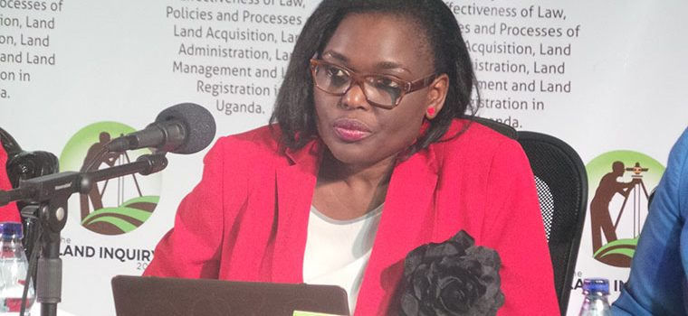 Bamugemereire directs Registrar of  Land Titles to Resign