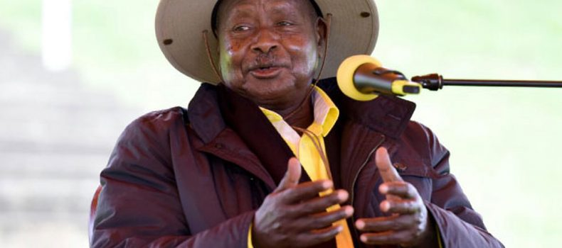 Museveni Pens Easter Message to Ugandans, Assures on Security