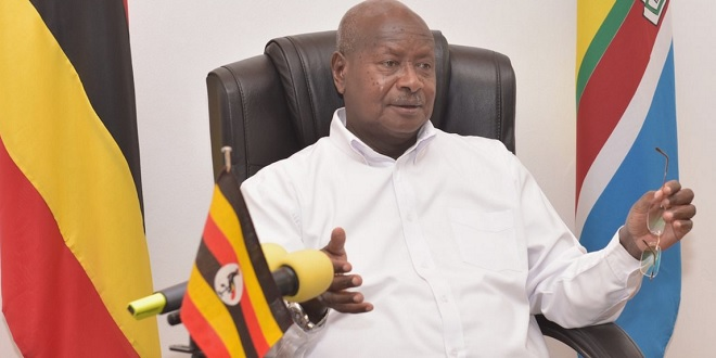 Museveni Calls On European Union to Close Trade In Ivory