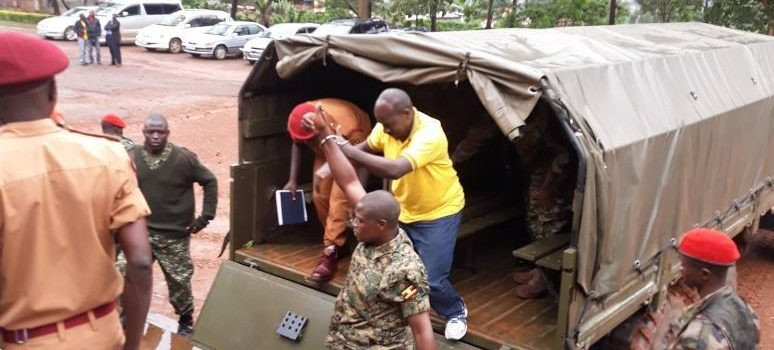 CMI Orders for Kitatta's trial, as evidence against him is concluded