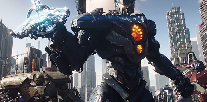 """Pacific Rim Uprising"" to Top ""Black Panther"" in Box Office"