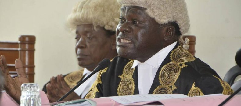 Age Limit Main petition Hearing Resumes today at Mbale High Court